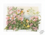 Birds and Roses by Lanarte - PN-0157494