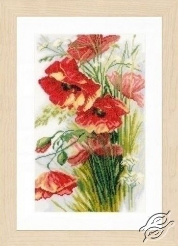 Poppies by Lanarte - PN-0156301