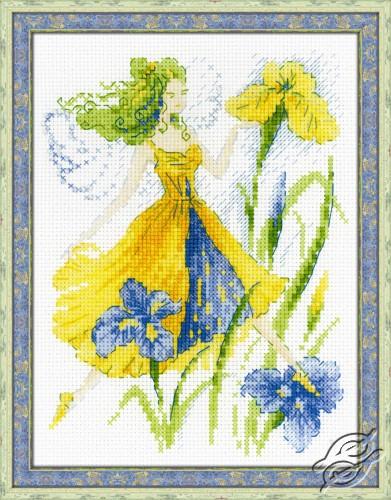 Sunny Day Fairy by RIOLIS - 1563