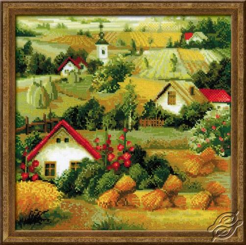 Serbian Landscape by RIOLIS - 1569