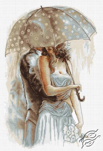 Under Umbrella II by Luca-S - B2294