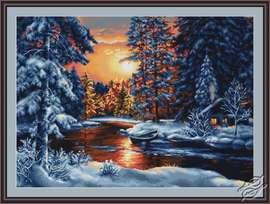 Winter Landscape II by Luca-S - G477