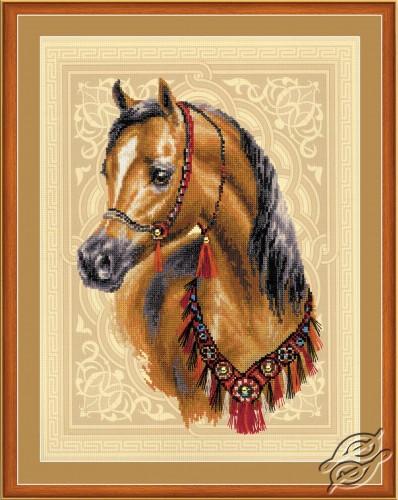 Arabian Horse by RIOLIS - 0040-PT