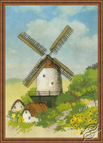 Windmill by RIOLIS - 0045-PT
