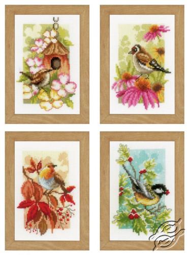 Four Seasons by Vervaco - PN-0153564