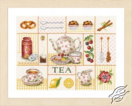 Tea Party by Lanarte - PN-0163387