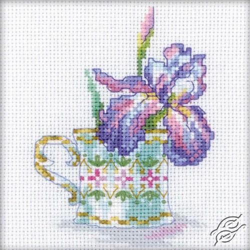 Iris Tea Party by RTO - EH307
