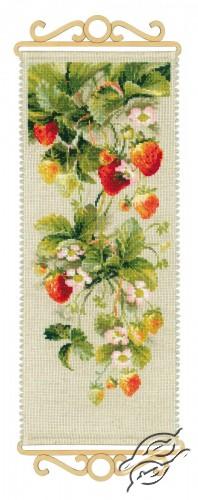 Strawberry by RIOLIS - 1551
