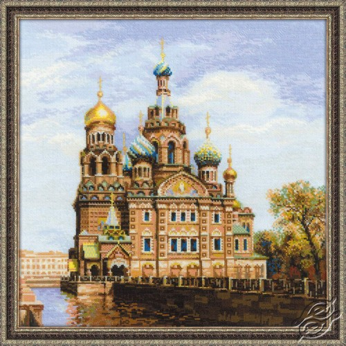 St. Petersburg. Church of the Savior on Blood by RIOLIS - 1548