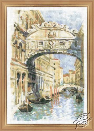 Venice. Bridge of Sighs by RIOLIS - 1552