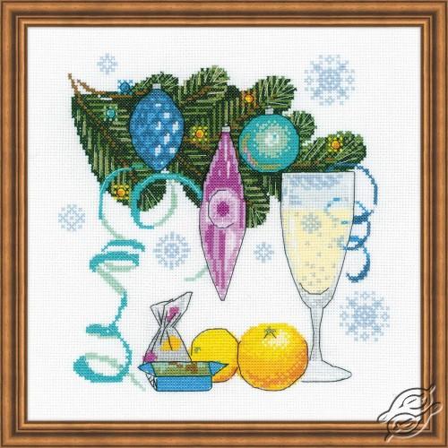 Happy New Year! by RIOLIS - 1597