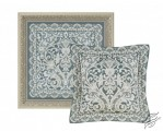 Cushion/Pannel Viennese Lace by RIOLIS - 1600