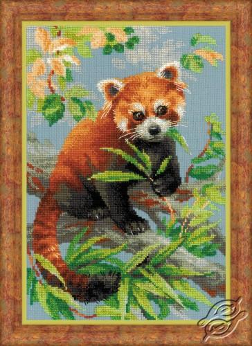 Red Panda by RIOLIS - 1627