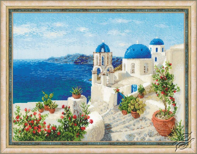 Santorini by RIOLIS - 1644