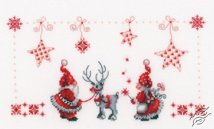 Christmas Elves by Vervaco - PN-0154476