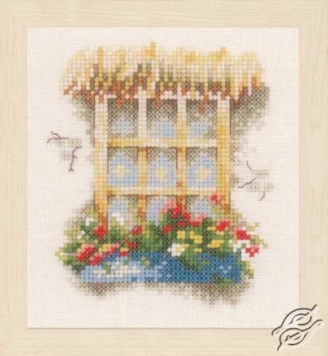 Window & Flowers II by Lanarte - PN-0162524