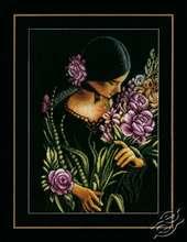 Woman & Flowers by Lanarte - PN-0165378