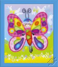 Fairytale Butterfly by RIOLIS - RT-0061