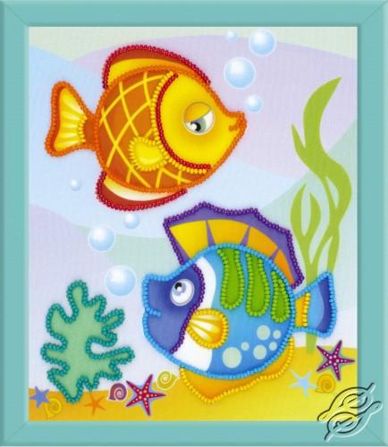 Sea Fish by RIOLIS - RT-0062