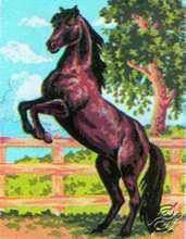 3.083 Horse by Collection D'Art - 3083