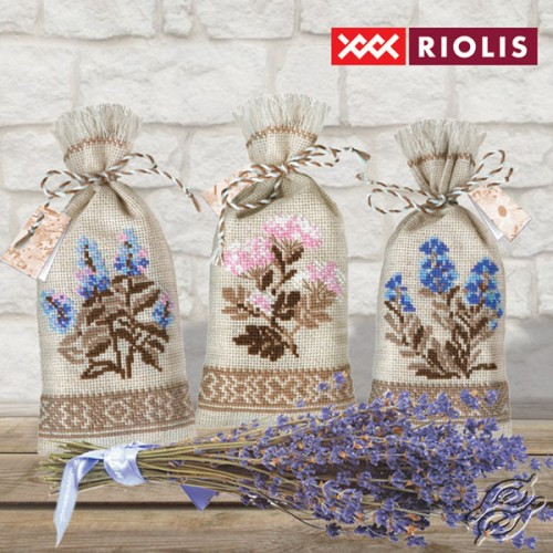 Pouches For Herbs by RIOLIS - 565