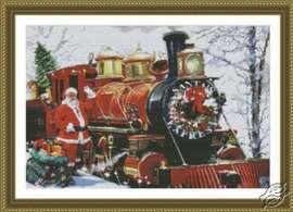 Santa's Express by Kustom Krafts - 97963