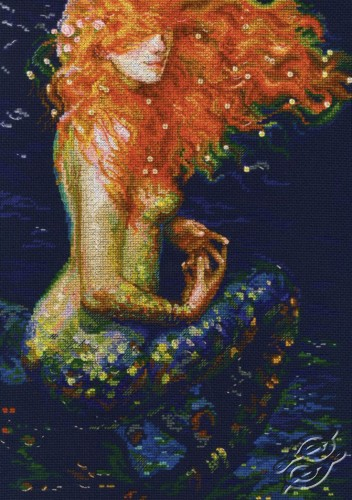 Red Mermaid by RTO - M596