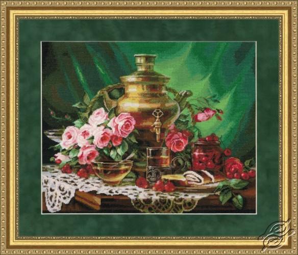 Tea With Honey by Golden Fleece - SZH-046
