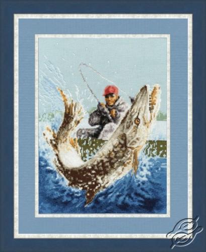 Fishing Happiness by Golden Fleece - Z-040