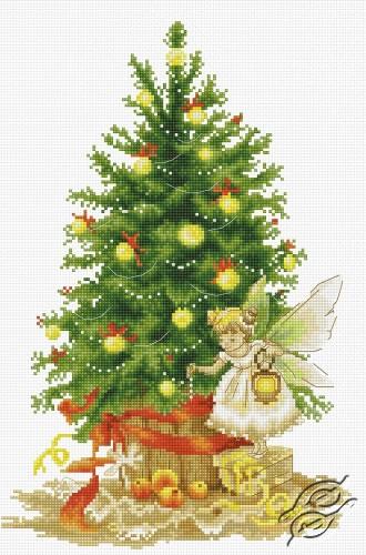 Christmas Tree by Luca-S - B1117
