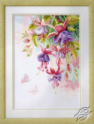 Fuchsias by Vervaco - PN-0156978
