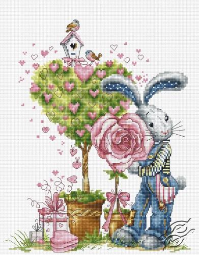 Be My Valentine by Luca-S - B1126