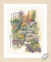Flower Stairs by Lanarte - PN-0169680