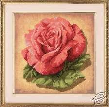 Rose by RIOLIS - 0070-PT