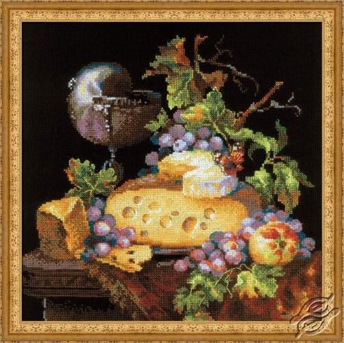 Dutch Still Life by RIOLIS - 1659