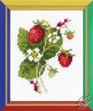 Strawberry by RIOLIS - HB172
