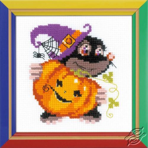 Happy Halloween by RIOLIS - HB173