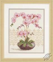 Orchids by Vervaco - PN-0012173