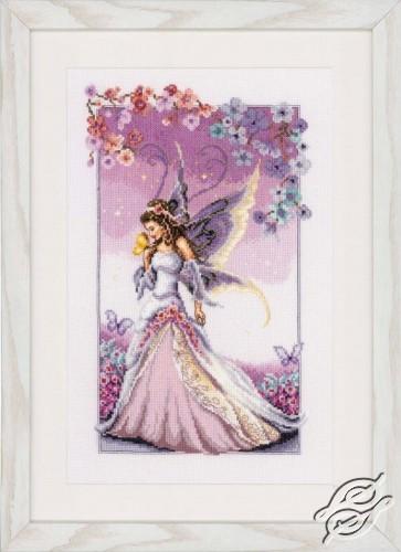 Lilac Fairy by Vervaco - PN-0145024