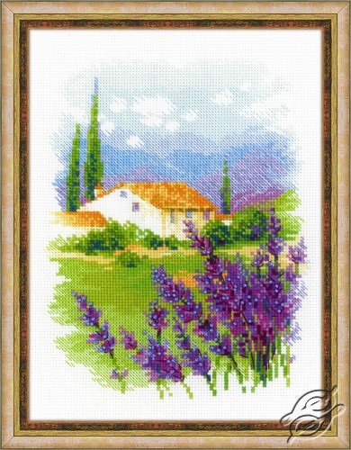 Farm in Provence by RIOLIS - 1691
