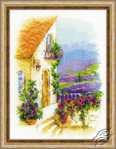 Provence Street by RIOLIS - 1689
