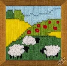 Summer Meadow by RIOLIS - 1652