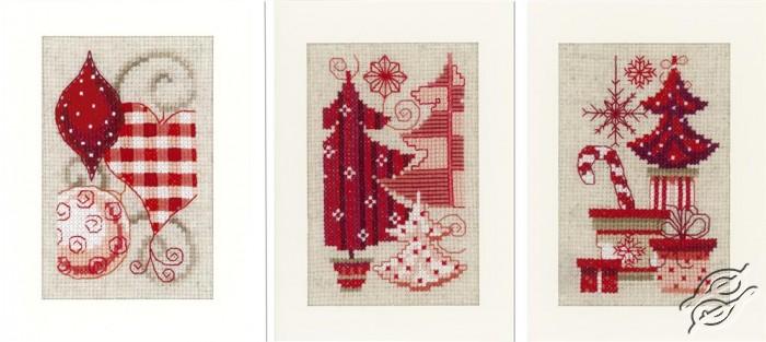 Christmas Motifs by Vervaco - PN-0146572