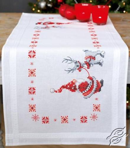 Christmas Elves by Vervaco - PN-0150617