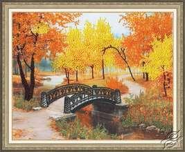 Autumn Park by Golden Fleece - RT-066