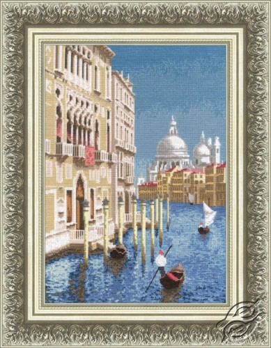 Beautiful Venice by Golden Fleece - VS-008