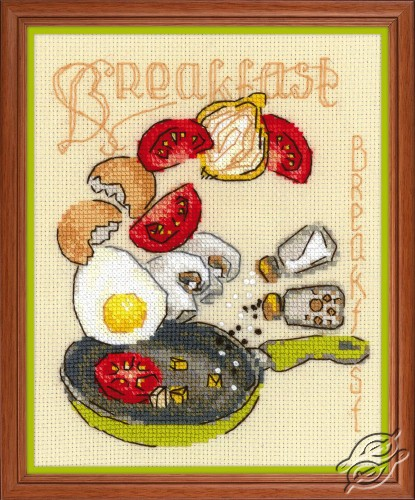 Breakfast by RIOLIS - 1684