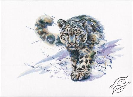 Snow Leopard by RTO - M677