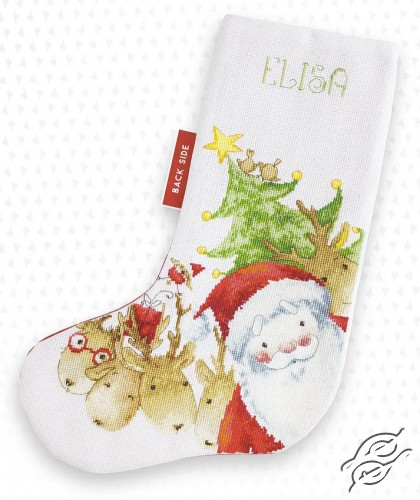 Christmas Stocking by Luca-S - PM1225