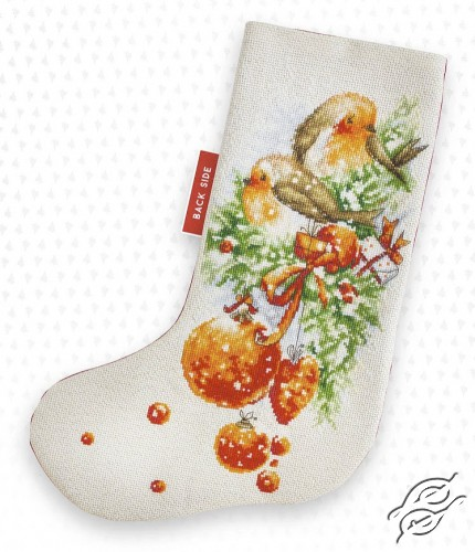 Christmas Stocking by Luca-S - PM1229